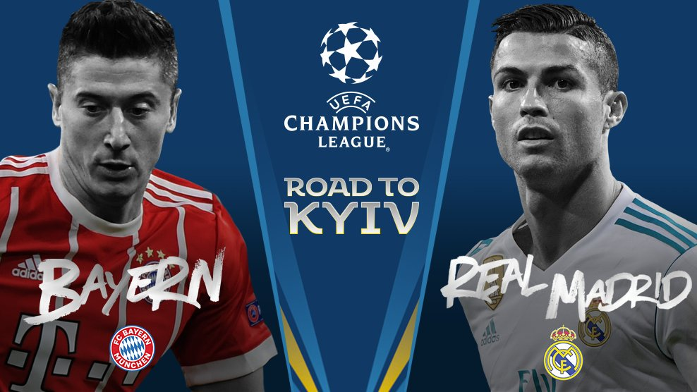 Bayern Munich vs. Real Madrid, UEFA Champions League semi-final: Probable line-ups, match stats