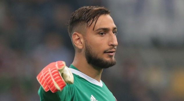 Donnarumma 'too embarrassed to talk to Ronaldo'