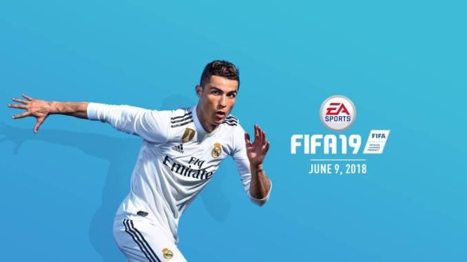 promo code 5125e 235ee Cristiano Ronaldo in the new Real Madrid shirt for FIFA 19