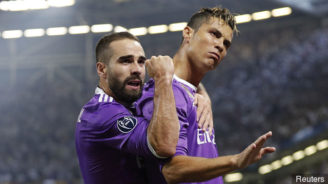 Carvajal: It's Ronaldo's decision