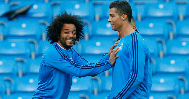 Marcelo answered the question about Juventus transfer