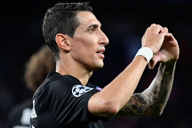Real Madrid angered by Angel di Maria