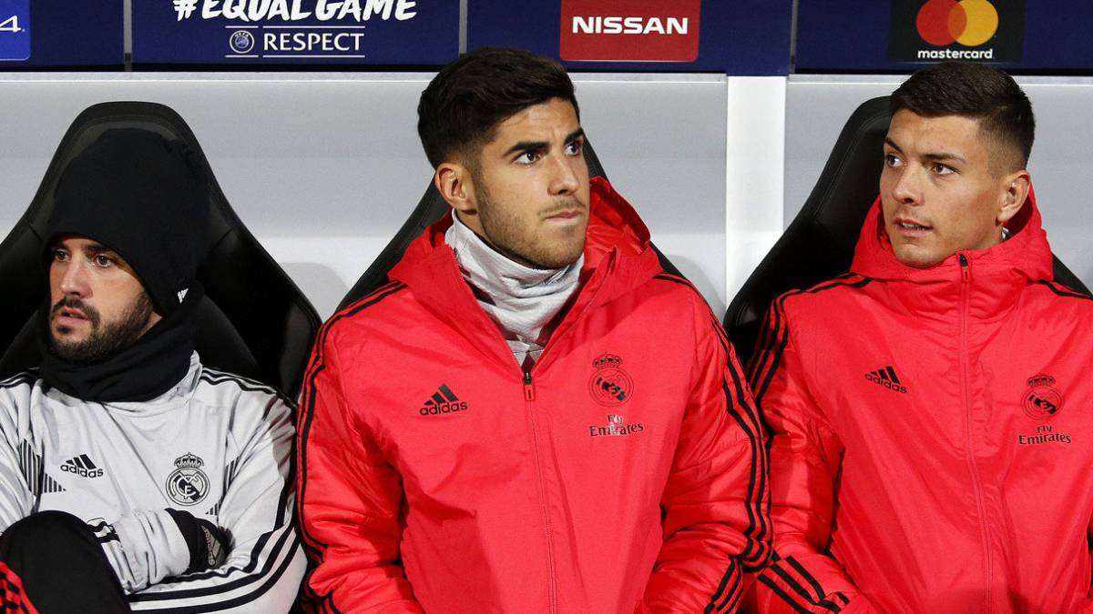 "Marco Asensio: ""I don't have to carry the team, that's for players with more status than m..."