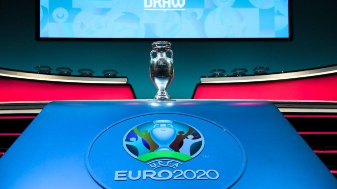 Euro 2020 Qualifying Groups Germany Face Netherlands France Play