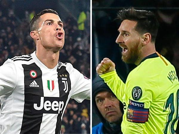 I've never been afraid of Messi! - Ronaldo expects rival to come to Italy