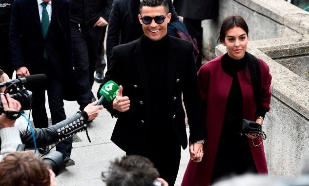 Ronaldo S Girlfriend Georgina Recalls Adorable Story On How They Met