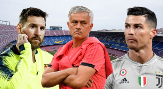 Mourinho answered to the famous question, Messi or Ronaldo?