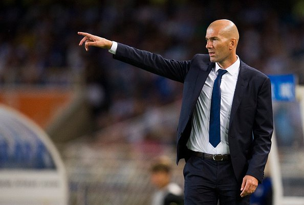 Zidane's Real Madrid transfer targets leaked? Boss targets six Galacticos