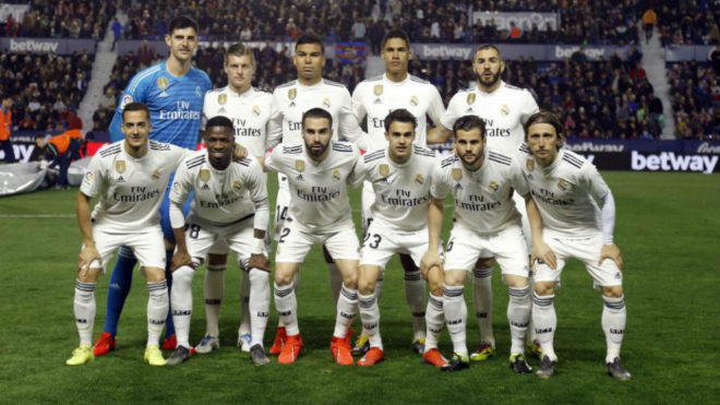 Real Madrid still top UEFA club rankings but Liverpool only