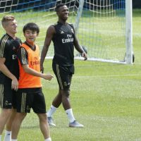 Real Madrid give Kubo the Vinicius treatment
