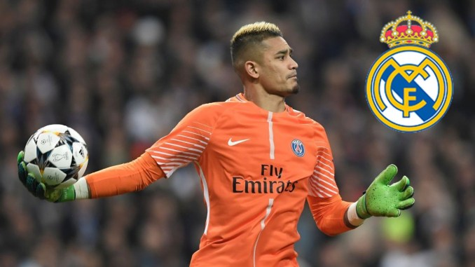 Alphonse Areola - Welcome to Real Madrid 2019