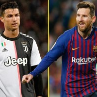 'I never need to leave the best club in the world' - Messi on Ronaldo's proposal
