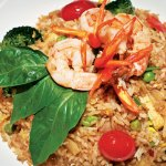 Seafood Thai Fried Rice