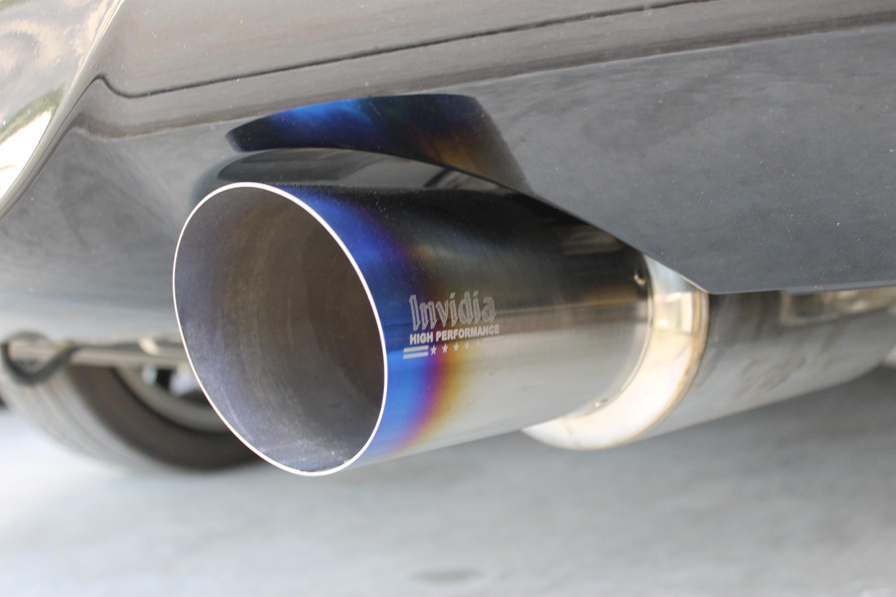 invidia q300 n1 civic si exhaust thread