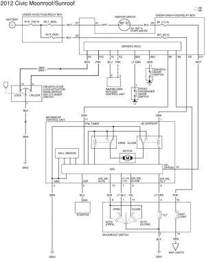 Question: overhead sunroof switch wiring  Page 2