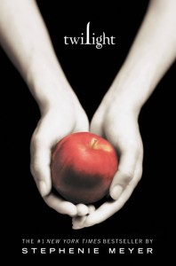 The Twilight books in order: Twilight book cover