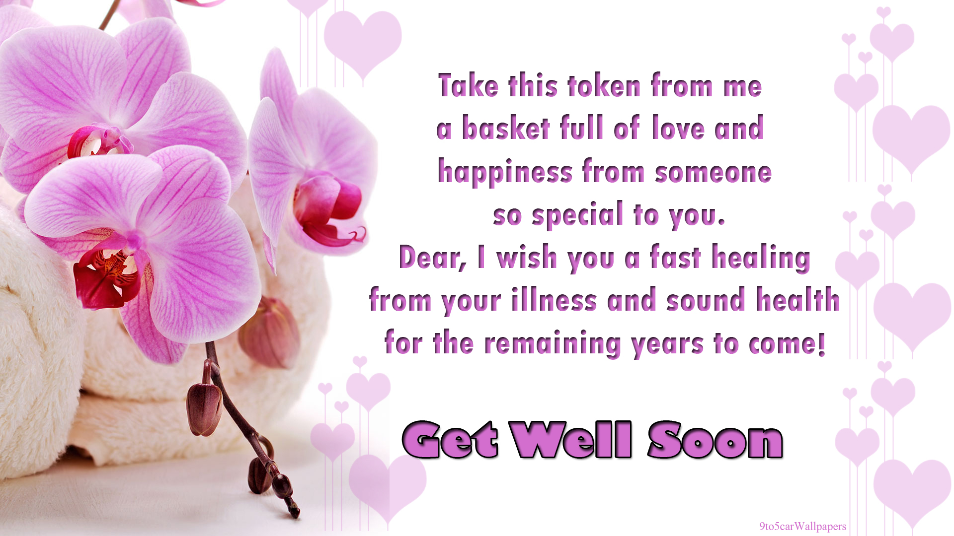 Cards For Get Well Wishes Amp Quotes 2018