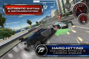 Need for speed shift 2 unleashed for iphone image2