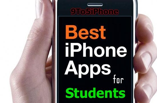 iphone apps for students