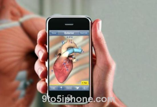 iphone apps for anatomy and physiology