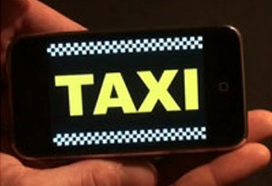 iphone taxi apps
