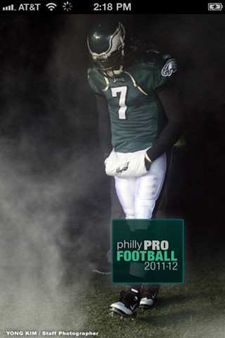 philly pro footbal 2012