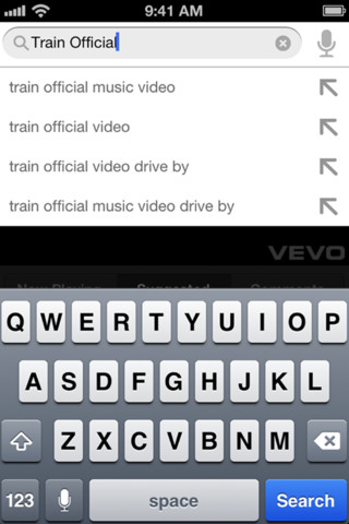 youtube official iphone