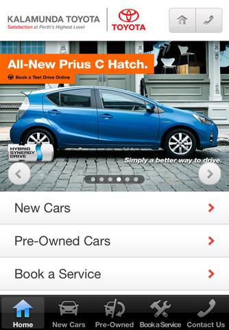 toyota app for iphone