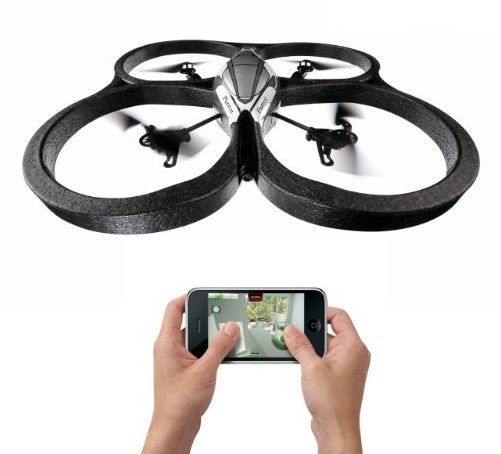 iphone drone