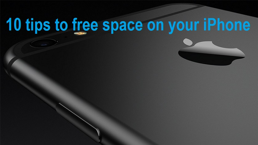 10-tips-to-free-space-on-your-iPhone – Featured