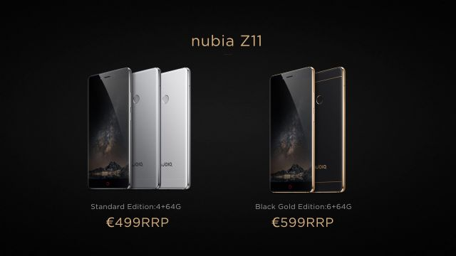nubia-z11-global-market-price