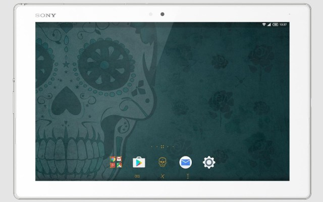 dia-de-muertos-theme-for-xperia-devices