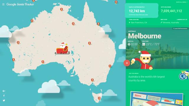 santa-tracker-app
