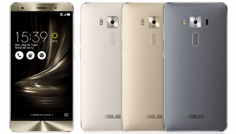 Asus ZenFone 3 Deluxe starts receiving Android 7 0 Nougat