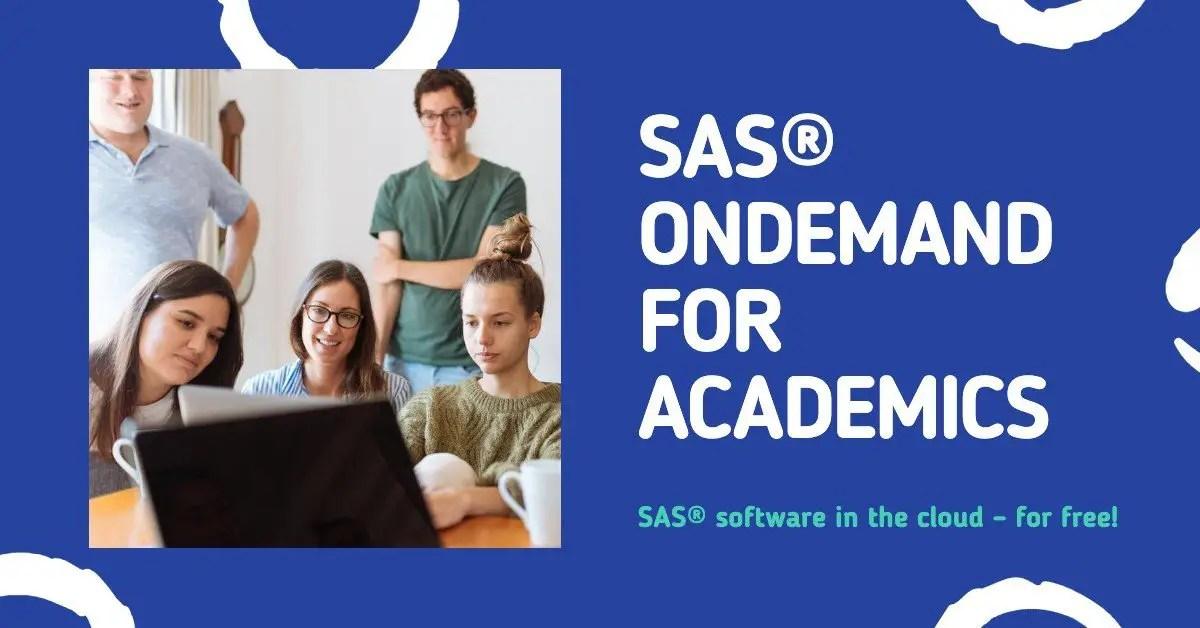 SAS on demand