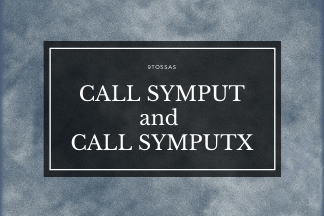 CALL SYMPUT in SAS – Explained