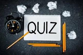 Statistics Quiz 2