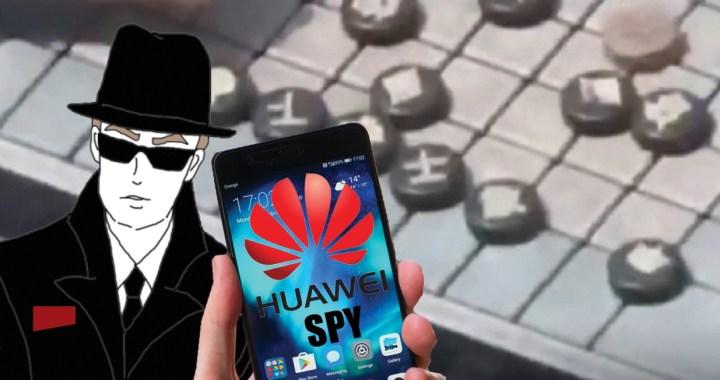 Pravda o čínské špionáži a telefonech Huawei. Jak šmírují svět a co dokáží, když nedáváte pozor a hrajete pod mrakodrapy třeba člověče nezlob se. Apple se propadá, šlape mu na paty OPPO
