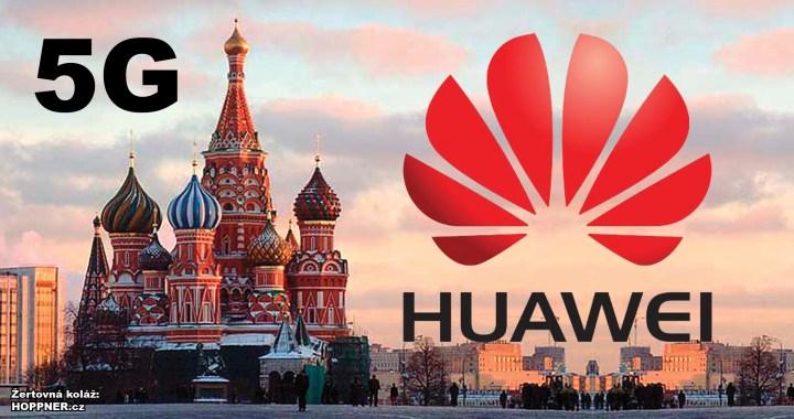 POKRYTO! Rusko si pláclo s Čínou. Síť 5G mu postaví firma Huawei. Na Pentagon napojená firma Apple mezitím hraje v Evropě o všechno. Pomůžou americké základny? Jsme na prahu III. světové války