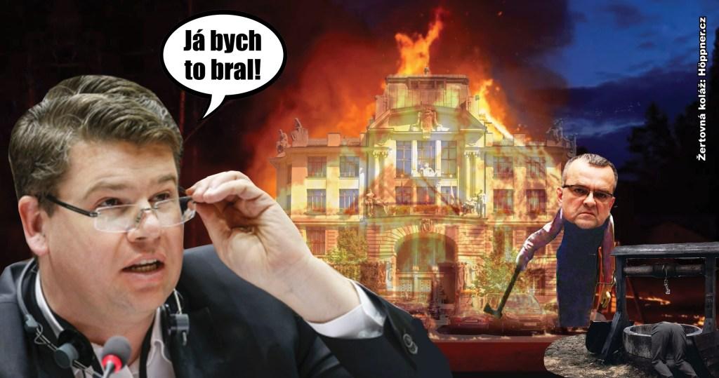 Revoluce na pražském magistrátě? Tajná dohoda, podle které má skončit primátor Hřib. Kdo místo něj? Rozpočet je 50 miliard. Známe scénař