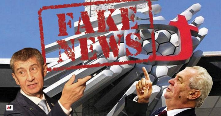 """Fake News Česká televize: """"BÝVALÝ premiér Andrej Babiš!"""" V toužebném očekávání premiérova pádu v kauze Čapí hnízdo odvysílala ČT Fake News roku. ŽIVĚ. Lživě. Je ČT součást nějakého širšího plánu?"""