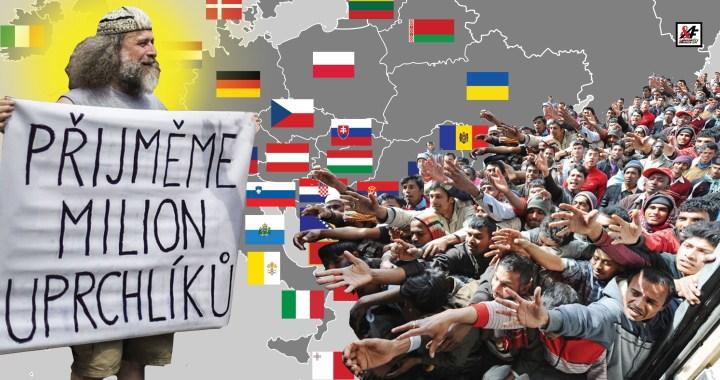 Děsivé video z dnešní Neapole: Hordy imigrantů drancují ulice a provolávají hesla proti rasismu. Cesta do Evropy je opět volná. Brzy i u nás? Nastala doba post-demokracie