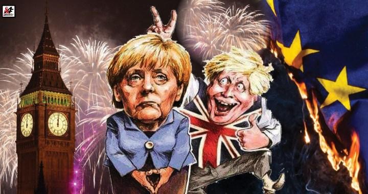 Jak Boris a jeho pejsek dobyli Británii. Brexit jako červený slaneček. A co slibovaný hladomor a kobylky – budou? Co teď v zemi, která svou hlavní bitvu prohrála už dávno