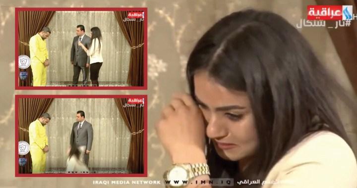 Mrazivé video: Sexuální otrokyně v TV show tváří v tvář teroristovi Islámského státu, který ji znásilňoval a mučil. Poznala ho v Německu na ulici.