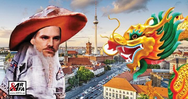 Jejda! Primátor Prahy pan Hřib pomlouval Čínu v Německu. Když lezete do postele, tak s Tchaj-wanem, vyprávěl Němcům, kteří si ťukali na čelo. Berlín slaví 25 let partnerství v Pekingem, obchod jen kvete