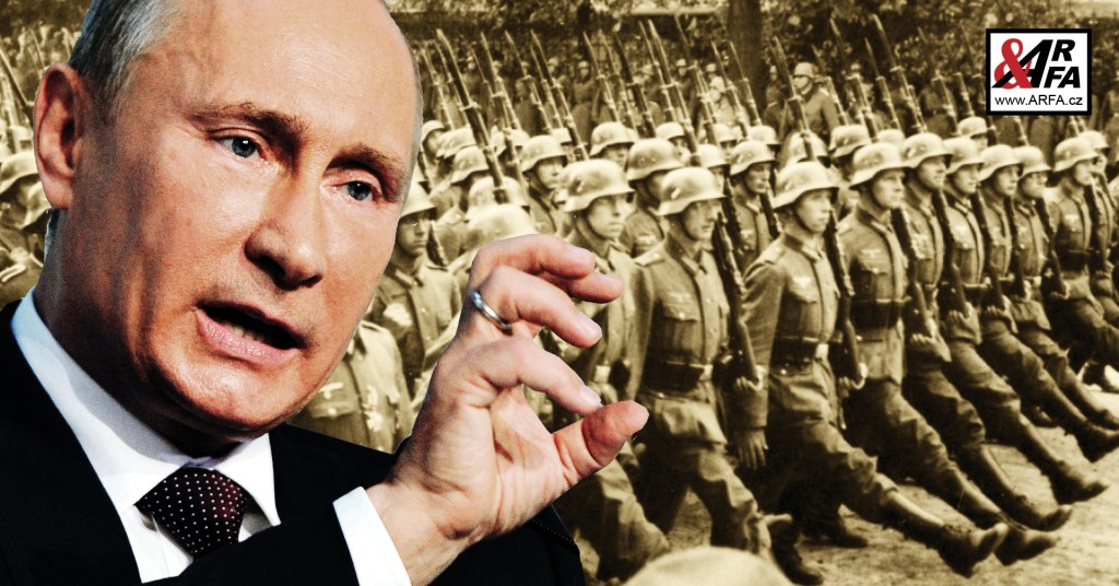 Je tohle začátek III. světové války? Rozzlobený Putin otvírá archivy: Šokující důkazy, že Německo začalo II. světovou válku ve spolupráci s Polskem, které pak zradilo. Unikátní dokumenty, fotky. Exkluzivní video a tabulky, určené pro sdílení na sociálních sítích