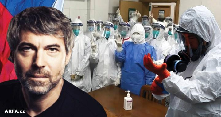 Bravo! Miliardář Petr Kellner a PPF daruje České republice zdravotnické pomůcky za 100 milionů korun ve válce proti koronaviru. Většina je z Číny, což je skvělé.