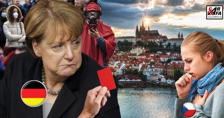 Kronavirus: To snad ne! Německo zabavilo na hranicích český kamión s rouškami, určený pro středočeskou nemocnici