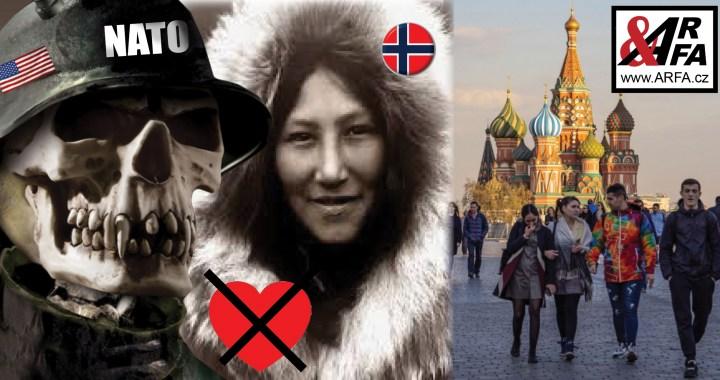 """Ve stínu koronaviru: Norsko ruší manévry armády USA (NATO) v Evropě. """"Američané jsou nakažení a šíří koronavirus!"""" Jak odvážné Norsko řeklo NE. """"Deep state"""" vrací úder"""