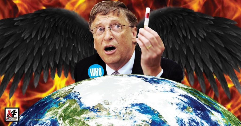 """To snad ne! """"Ještě DVA ROKY karantény COVID-19!"""" Bill Gates teď řekl, jak to bude. VIDEO. Předtím ovládl Světovou zdravotnickou organizací (WHO) a stal se pánem všech pandemií na světě – a jejich vakcinací."""